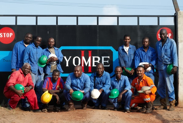 Yombe II Reportage photo entreprise