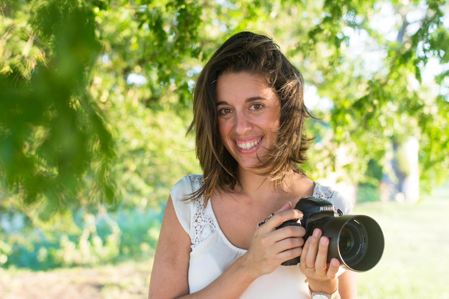 Anne-Laure Seret, photographe et créatrice d'images