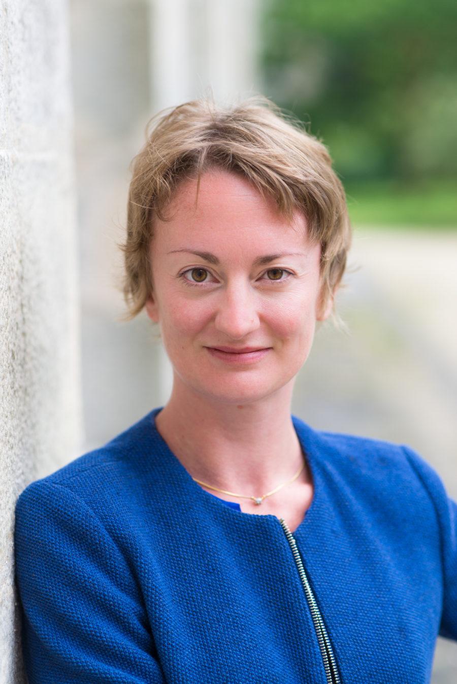 Portrait professionnel Anne-Laure Seret