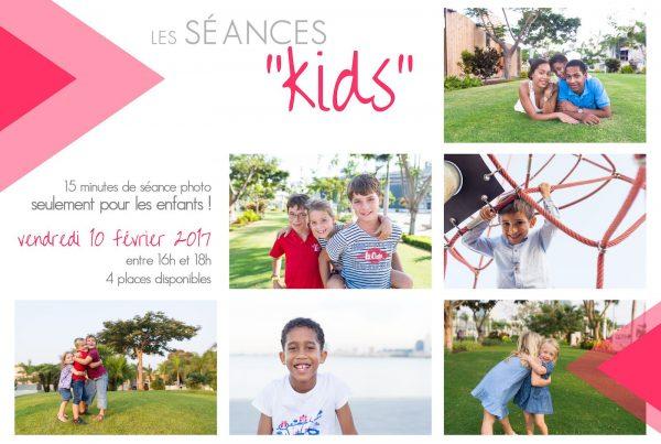 """Séance """"kids"""" avec Anne-Laure-Seret"""