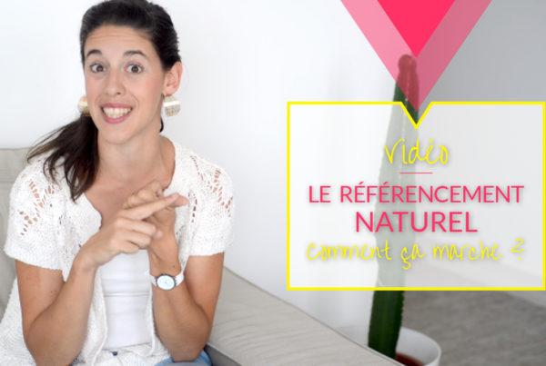 Optimise ton référencement naturel